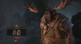 Diablo 4 Druid class