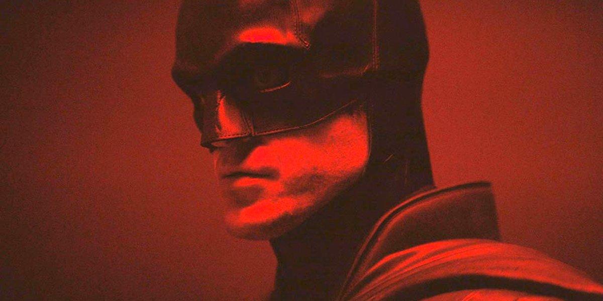 The Batman Robert Pattinson Batsuit camera test reveal