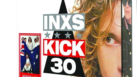 Cover art for INXS - Kick 30 album