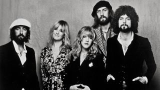 a portrait of Fleetwood mac