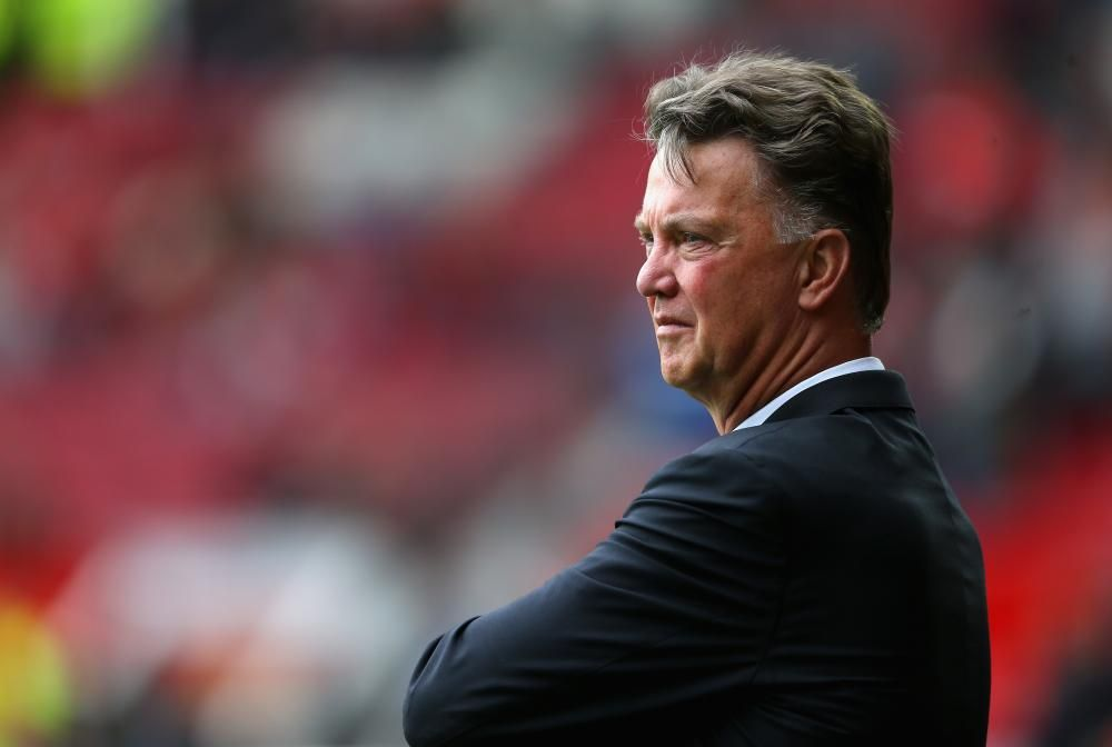 United Recovery Will Take Time, Says Van Gaal