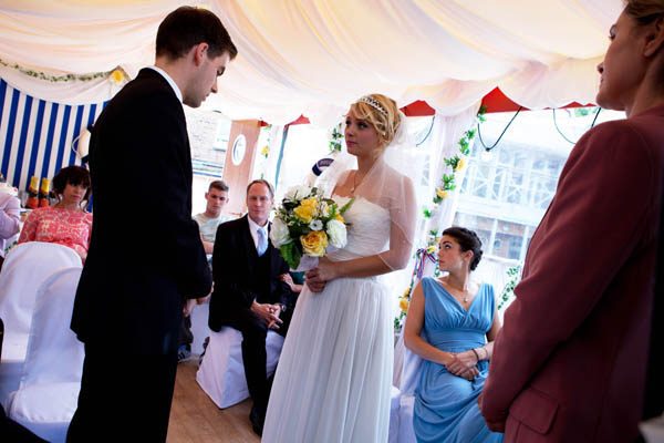 Will Doug and Leanne's wedding go to plan?