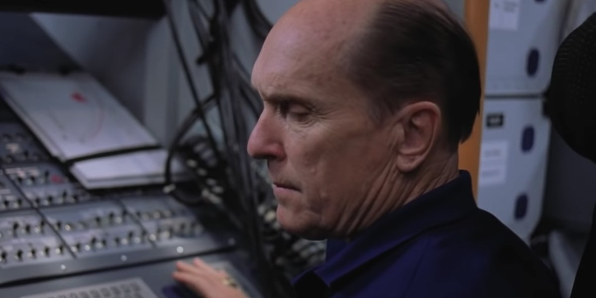 Robert Duvall in Deep Impact