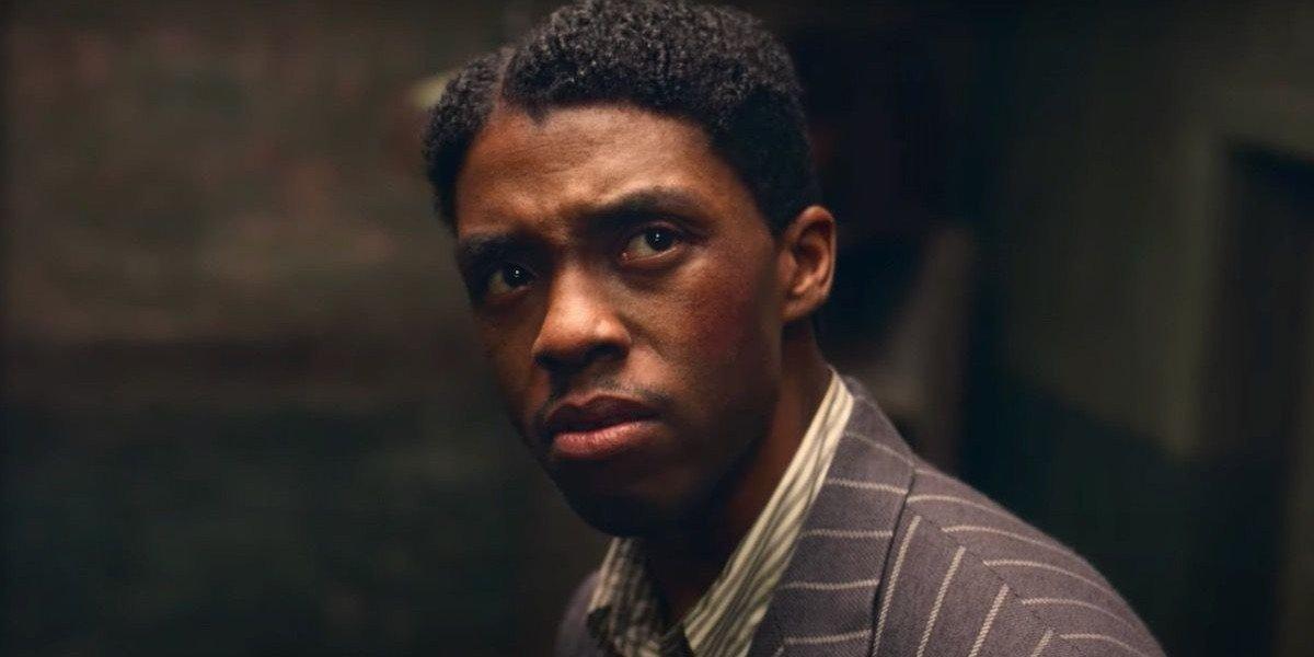 Chadwick Boseman - Ma Rainey's Black Bottom
