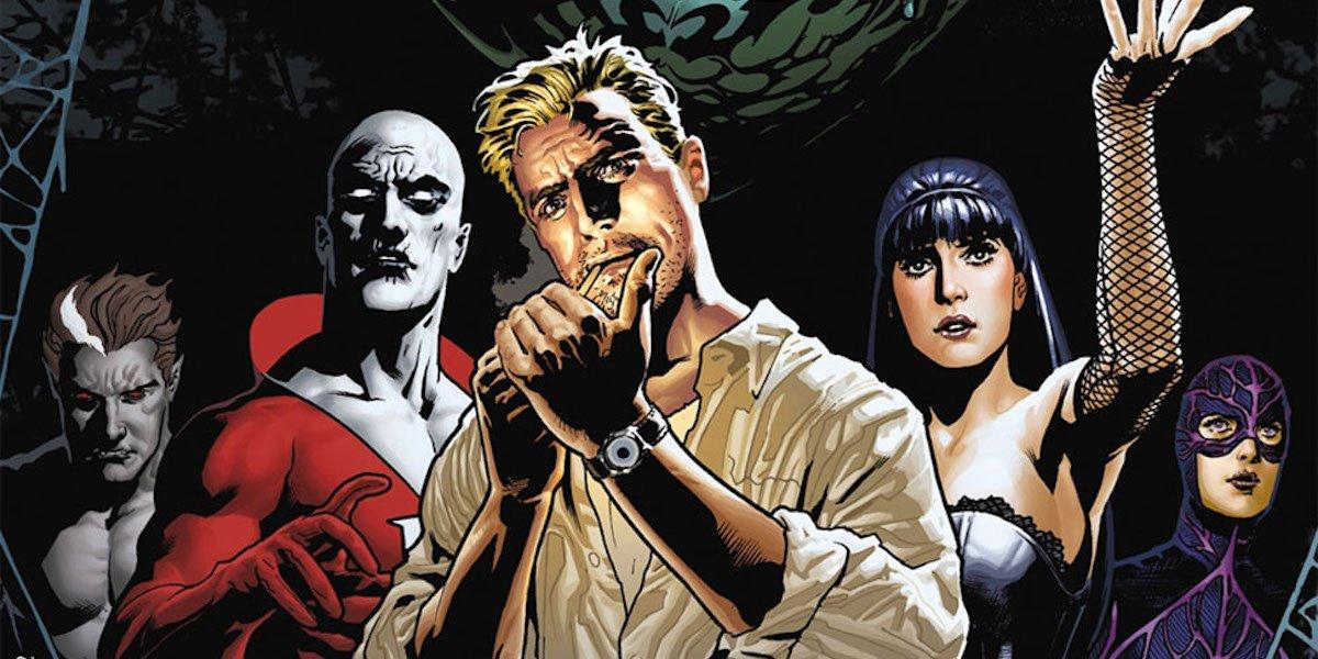 Justice League Dark comic book