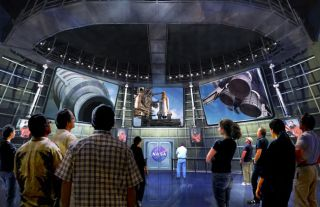 'Shuttle Experience' to launch tourists, new exhibits at Kennedy Space Center