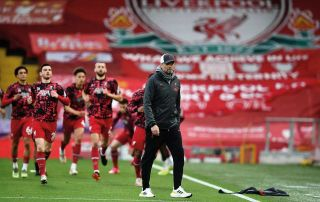 Jurgen Klopp Liverpool FourFourTwo season preview