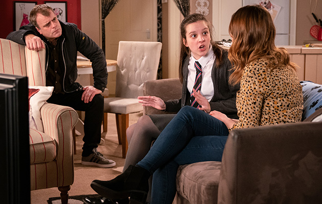 Coronation Street spoilers: Amy Barlow tells Tracy and Steve that she's pregnant