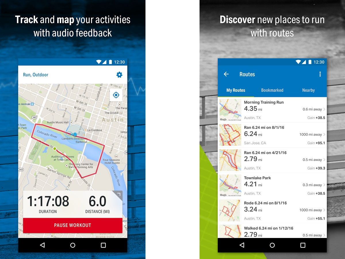 Best Running Apps 2019 - Track Distance, Sd and Fitness ... on cyclemeter heart app, mio heart monitor app, star chart app, running app, alarm clock plus app, spark people app, gain fitness app, gym hero app, light magnifier app, map with legend scale title, keeper app,