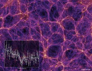 Gas filaments