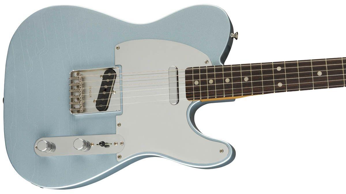 Fender unveils the super-cool Chrissie Hynde Signature Telecaster