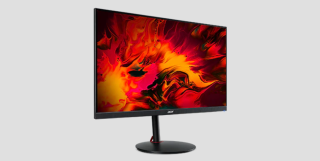 The new Acer Nitro XV2 will the first gaming monitor to hit a ridiculous 390Hz