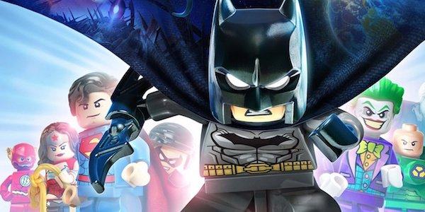 lego batman video game