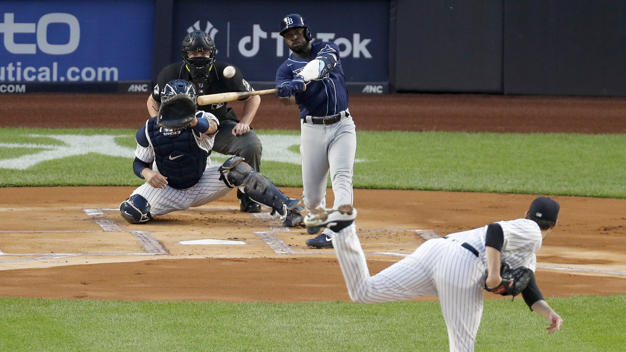 <p>Rays vs Yankees live stream: how to See MLB 2021 online Today thumbnail