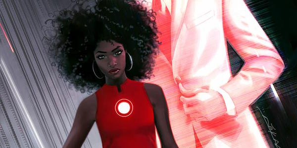 Riri Williams in Marvel comics