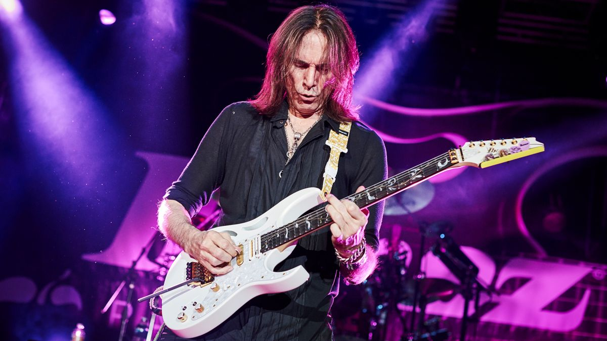 """Steve Vai goes in-depth on his stunning new signature model, the Ibanez PIA: """"It's a guitar built for freakdom"""""""
