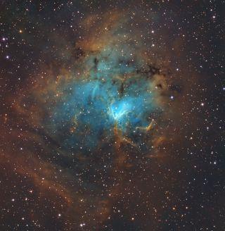 NGC 1491 Emission Nebula