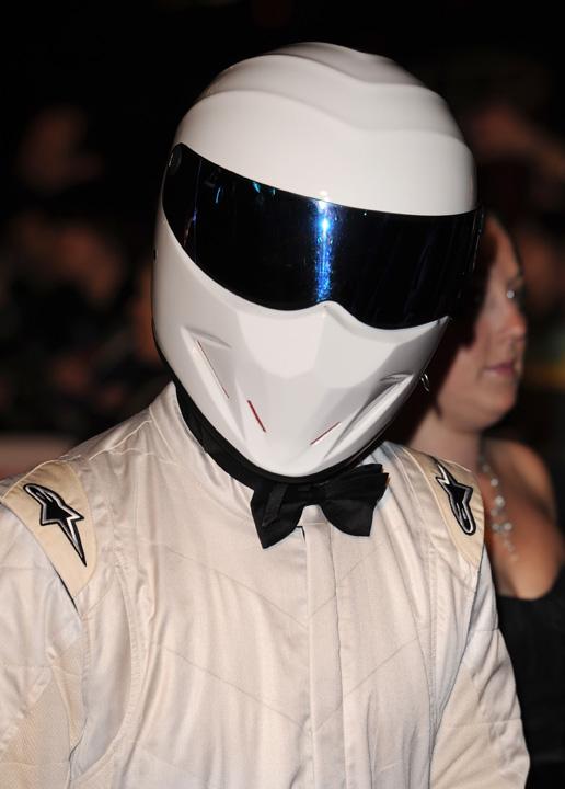 Top Gear's Stig is unmasked!