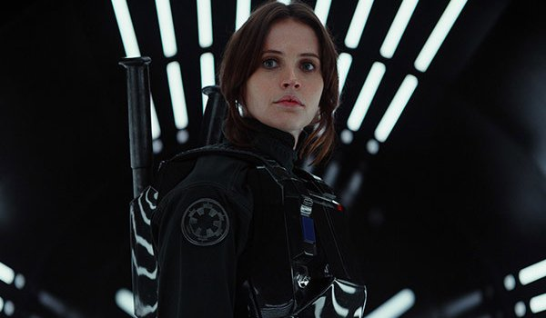 Felicity Jones jyn erso Rogue One