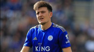 Harry Maguire Man City