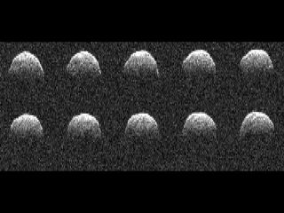 Potentially Dangerous Asteroid Bennu