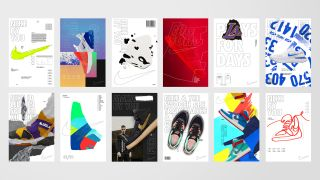 Nike By You branding assets