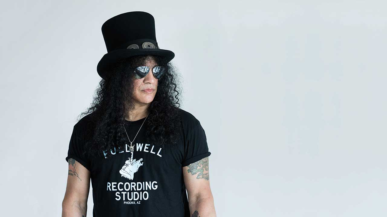 2c3ce23d1f Slash interview  rejoining Guns N  Roses  Lemmy s last days and the  MeToo  minefield