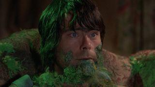Stephen King as Jordy Verrill in Creepshow