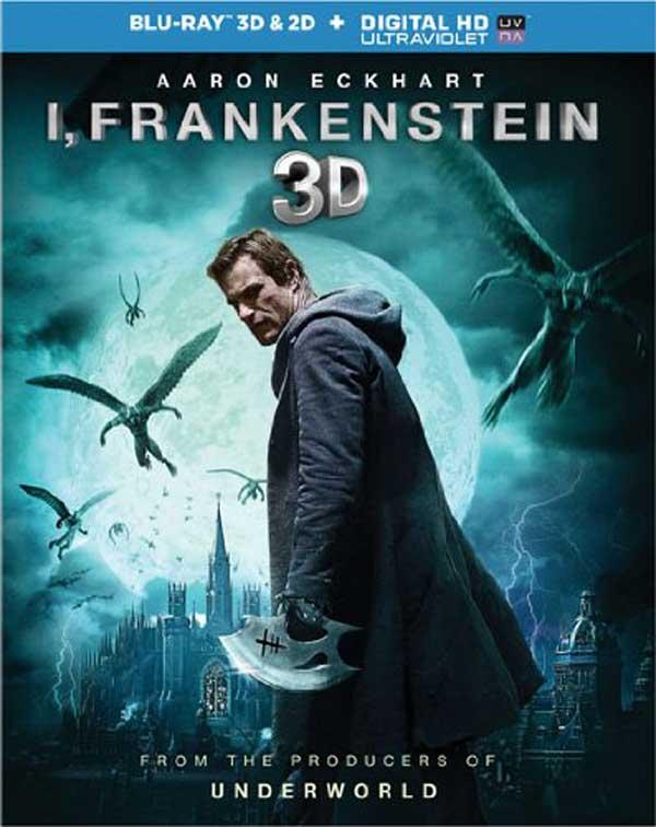 I Frankenstein box