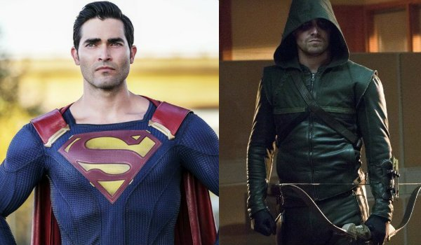 Arrow Superman Supergirl