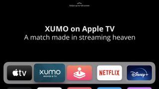 Xumo Apple TV