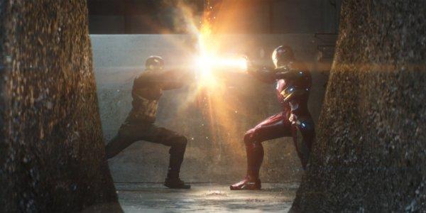 captain america civil war iron man fight