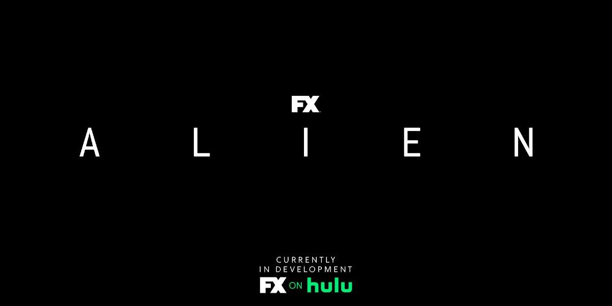 Alien title card