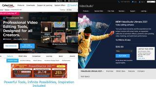 CyberLink PowerDirector vs Corel VideoStudio Ultimate