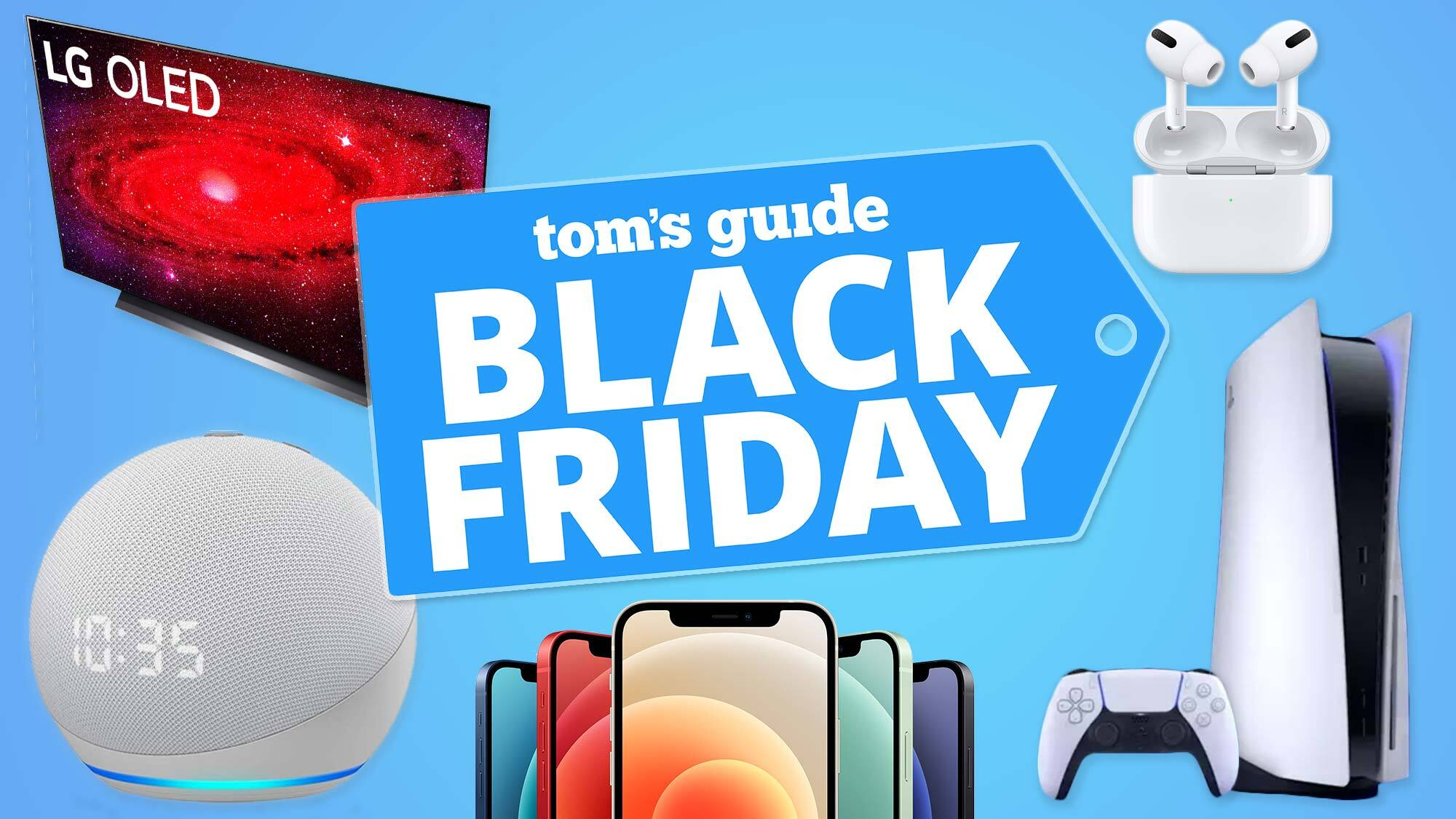 The Best Black Friday Deals 2020 Walmart Best Buy Amazon And More Tom S Guide
