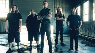 Carnifex band photo