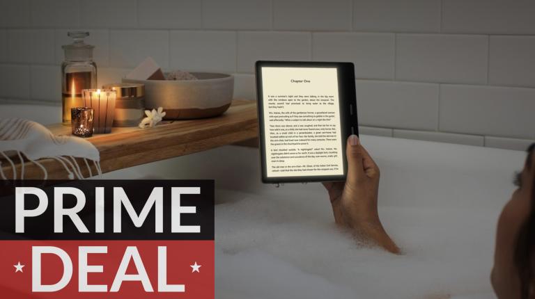 Amazon Kindle Kindle Oasis Prime Day deals 2020