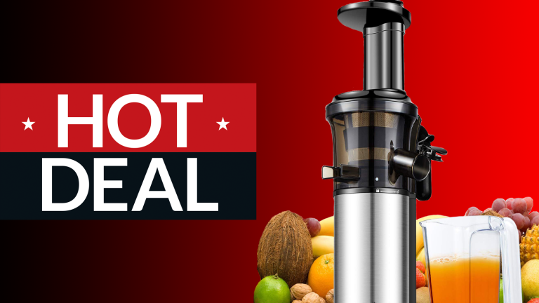 Juicer on sale: $100 off Aobosi Cold Press Juicer at Amazon