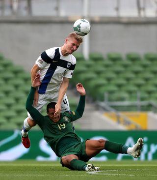 Republic of Ireland v Finland – UEFA Nations League – Group 4 – League B – Aviva Stadium
