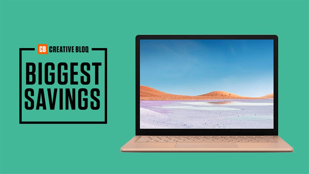 Save $400 on new Surface Laptop 3 in unmissable weekend deal - Creative Bloq