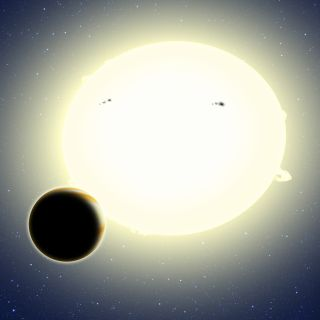 'Einstein's Planet,' Kepler-76b
