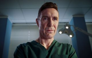 Holby City spoilers: What's Professor Gaskell's secret?