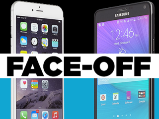 iPhone 6 Plus vs Galaxy Note 4: Phablet Face-Off | Tom's Guide