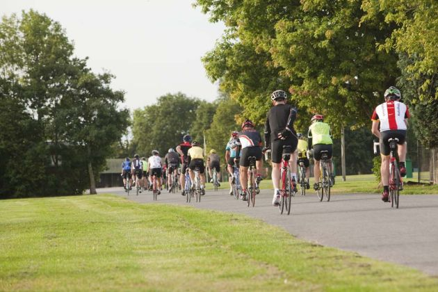 Cycling Weekly Malvern Mad Hatter cyclo-sportive 2013