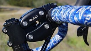 Cirrus Kinekt gravel-bike stem