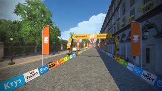 Zwift Tour de France: Stage 6