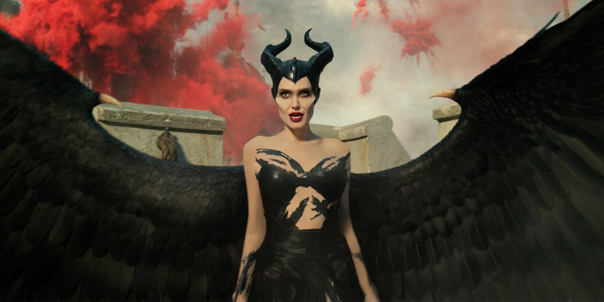 Maleficent: Mistress Of Evil Review: Second Verse, Same As The First - CINEMABLEND