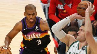 Bucks vs Suns live stream NBA Finals Game 1