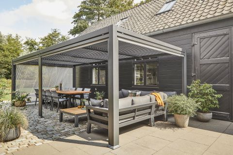Patio Cover Ideas 22 Stunning Designs, Outdoor Patio Gazebo