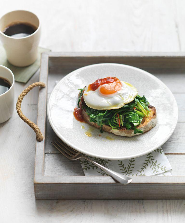 Spring green recipes